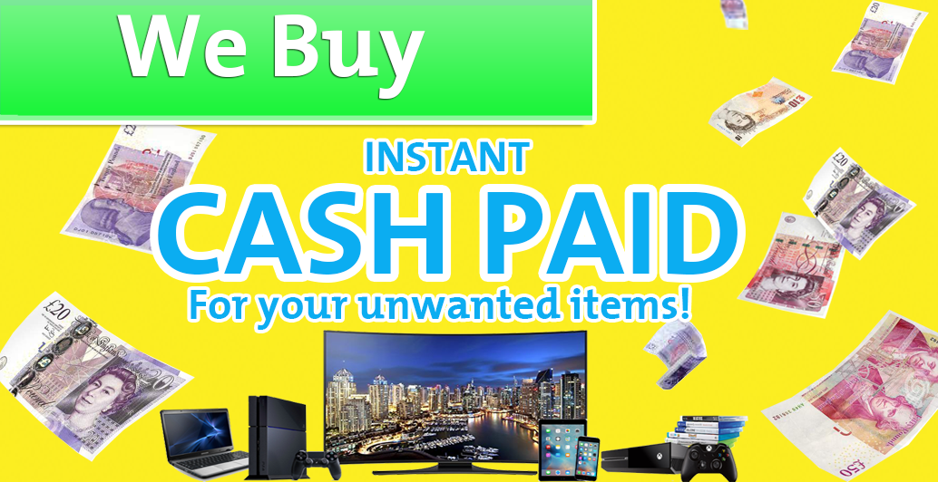 Instant Cash – Right Cash – We Buy, We Sell, Pawnbroking. Get Cash ...